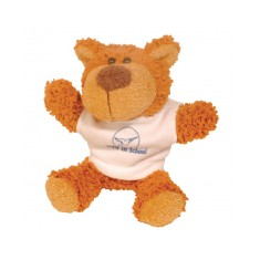 5 inch Buster Bear and T Shirt