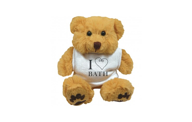 5 inch Dexter Bear and T Shirt