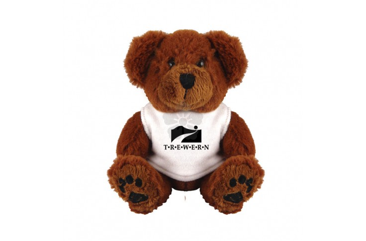 5 inch Freddie Bear and T Shirt