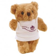5 inch Rusty Bear and T Shirt