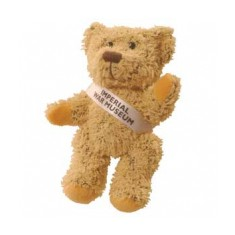 "5"" Korky Bear with Sash"