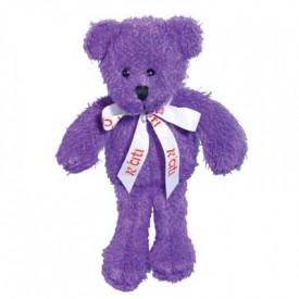 "7"" Oscar Bear with Bow"