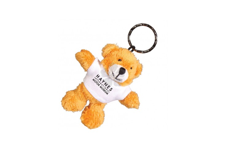 Archie Bear Keyring and T Shirt