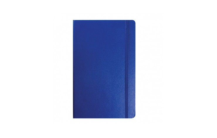 Balacron Medium Ivory Ruled Notebook