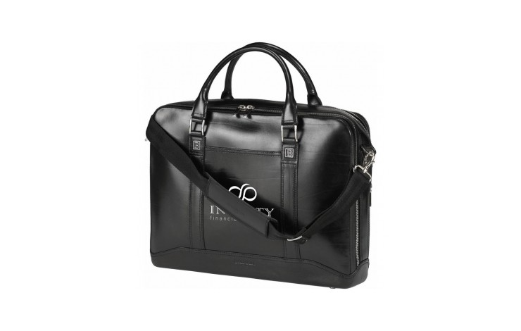 Balmain Rome Document Bag