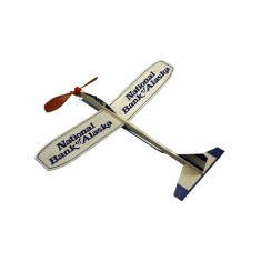 Balsa Glider with Propeller