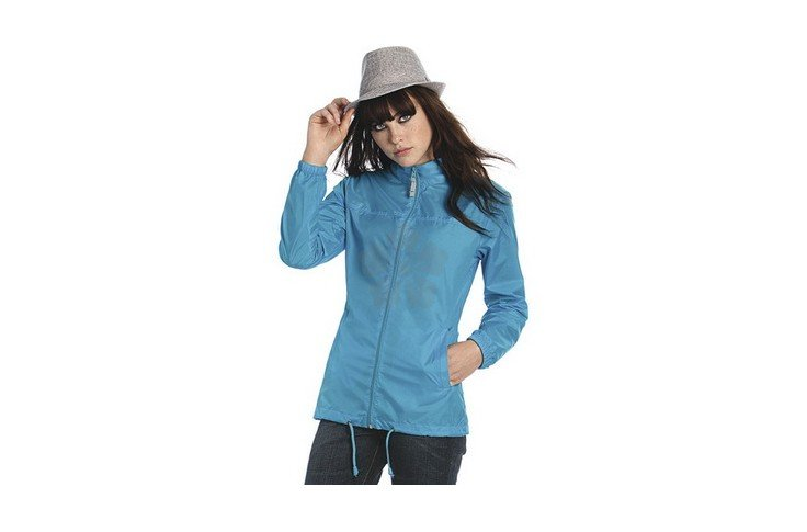 B&C Ladies Sirocco Lightweight Jacket