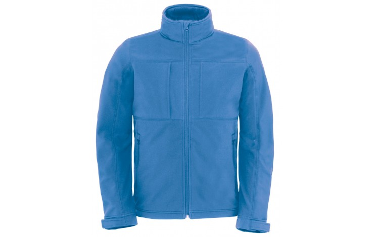 B&C Men's Hooded Softshell Jacket