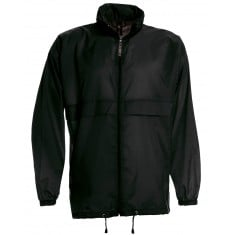 B&C Men's Sirocco Lightweight Jacket