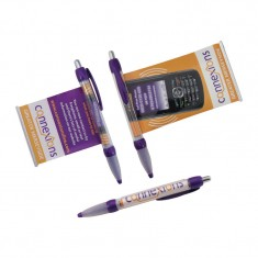 Banner Pen with Solid Colour Fittings