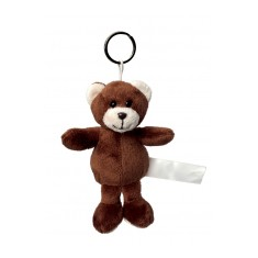 Barry Bear Keyring