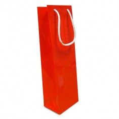 Bottle Bag - Gloss Laminated