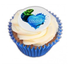 Branded Cup Cakes
