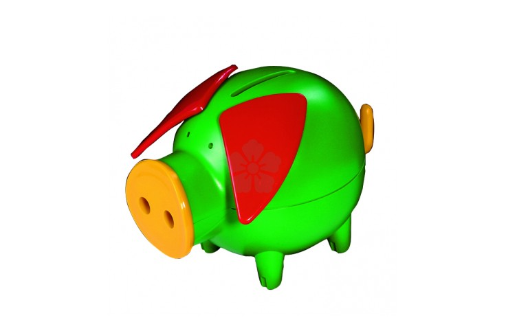 Build-a-Piggy Keyring
