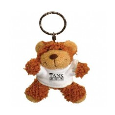 Buster Bear Keyring with T Shirt