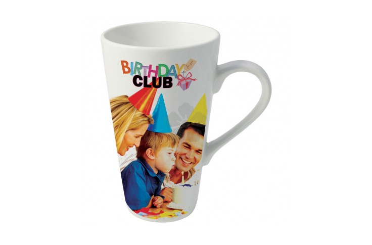 Cafe Latte Dye Sublimation Mug