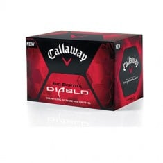 Callaway Big Bertha Diablo Golf Ball