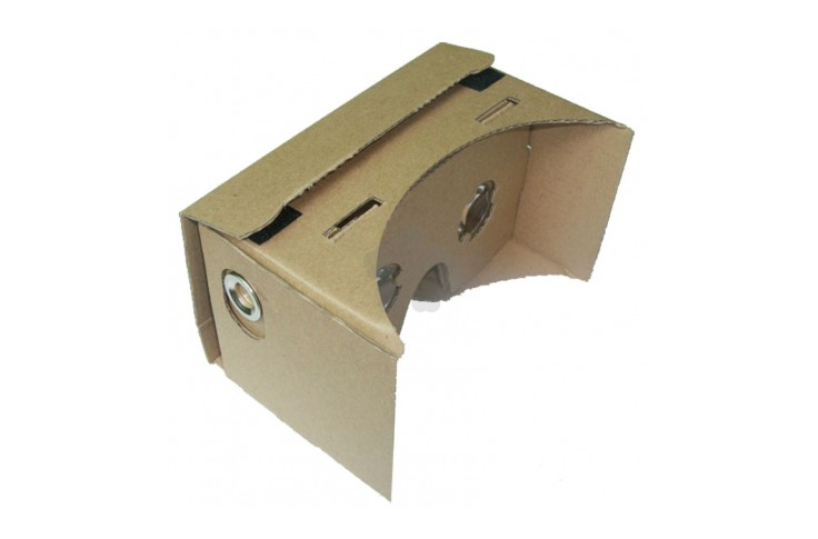 Cardboard Virtual Reality Glasses