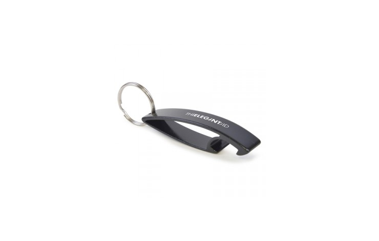 Claw Metal Bottle Opener Keyring