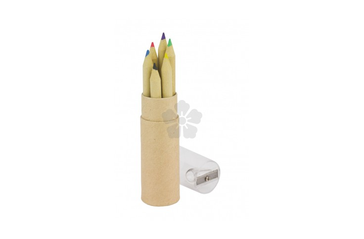 Craft Pencil Half Length with Sharpener