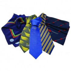 Custom Made Ties and Scarves