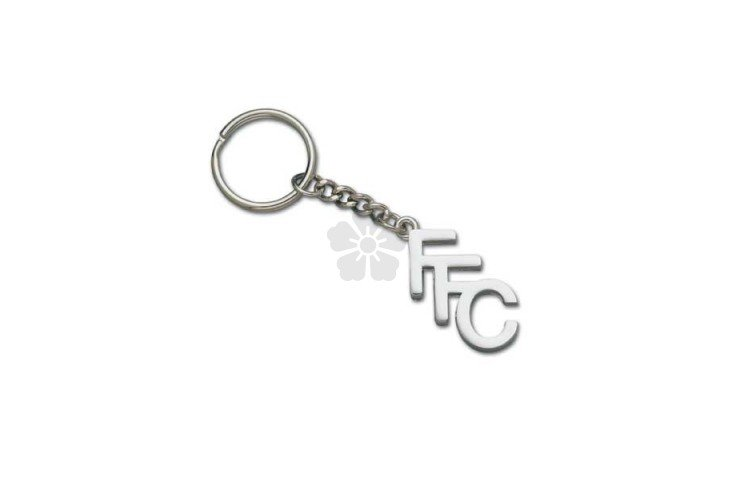 Cut Out Keyring