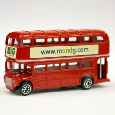 Die Cast London Bus