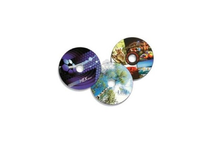 Digitally Printed DVDs