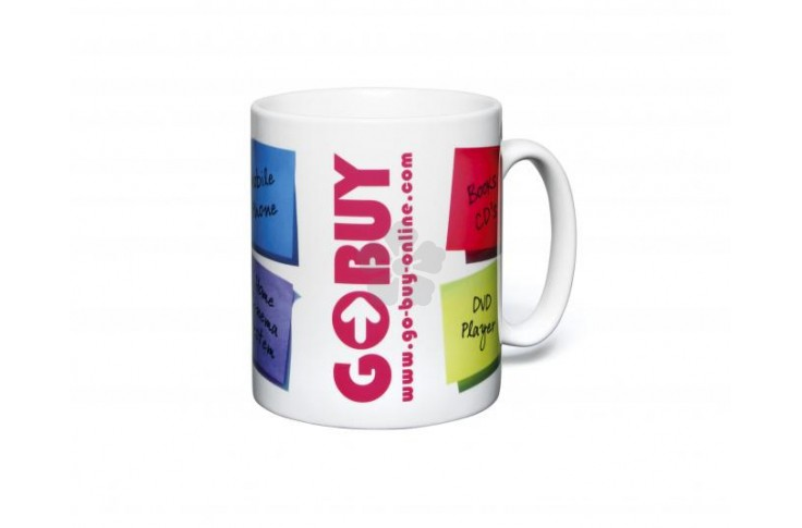 Durham Dye Sublimation Mug