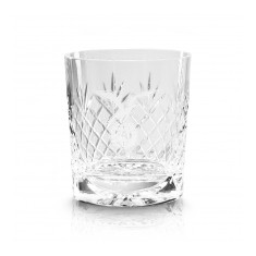 Durham Lead Crystal Panel Whisky Tumbler