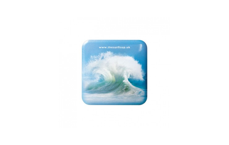 Dye Sublimation Full Colour Metal Coaster