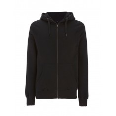 Earth Positve Ladies Organic Zip-Up Hoodie