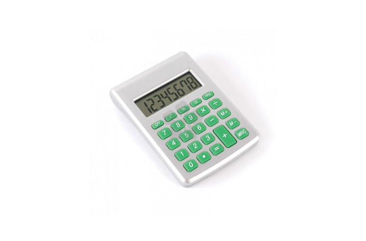 Eco Water Powered Calculator