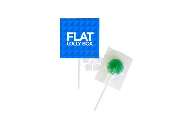 Envelope Lolly