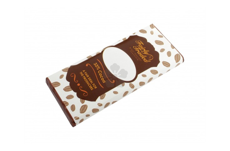 Express 50g Fair Trade Chocolate Bar