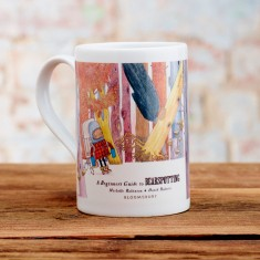 Filbert Dye Sublimation Mug