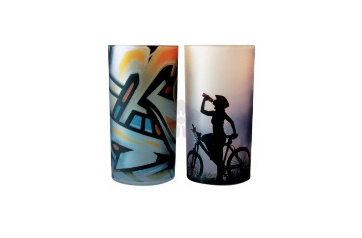 Full Colour Highball Tumbler
