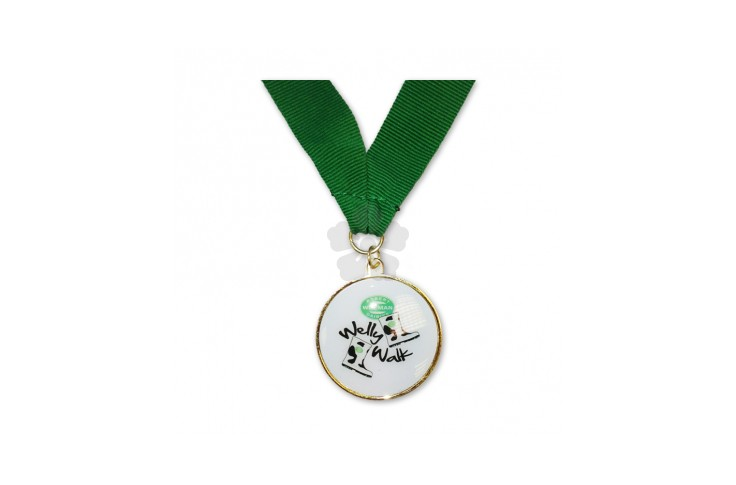 Full Colour Medal