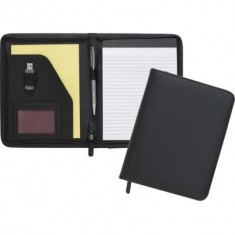 Gallowtree A5 Zipped Folio