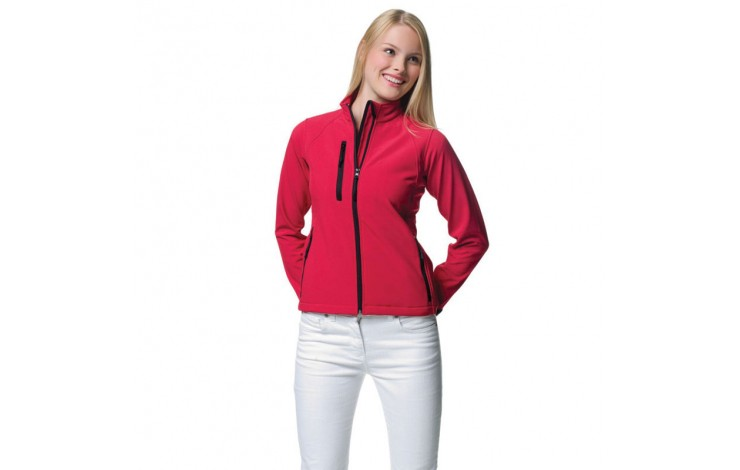 Jerzees Colours Ladies Soft Shell Jacket