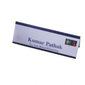 large desk name plates custom printed large desk name plates
