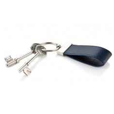 Large Leather Key Fob