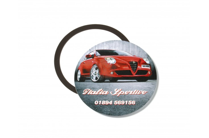 Magnetic Tax Disc Holder