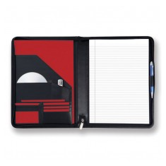Malvern A4 Zipped Folder