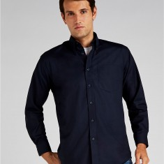 Mens Workwear Pinpoint Oxford Long Sleeve Shirt