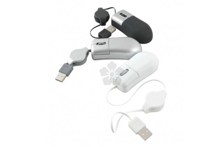 Micro Retractable Mouse
