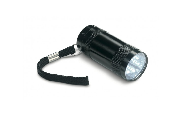 Mini 6 LED Aluminium Torch
