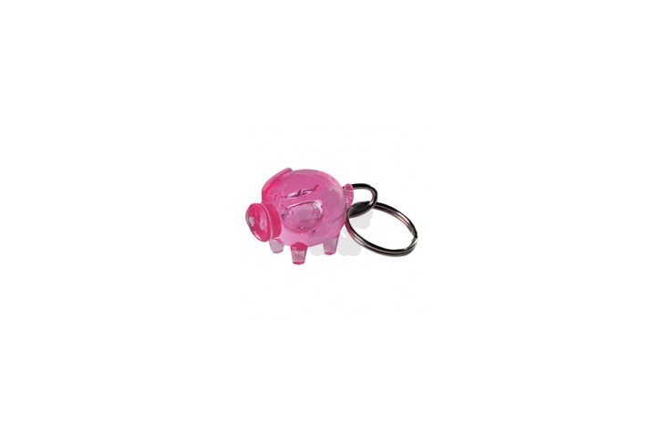 Miss Piggy Keyring