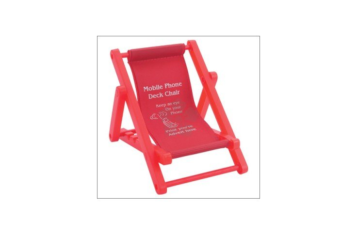 Mobile Phone Deck Chair