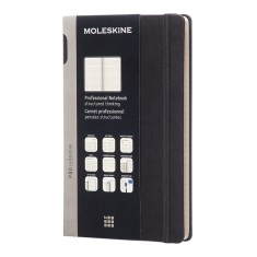 Moleskine Professional Large Notebook